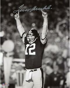 Terry Bradshaw Pittsburgh Steelers Signed 8x10 Pointing Fingers Photo - Fanatics