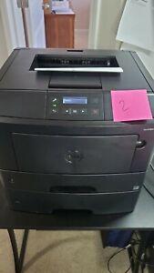 Dell B2360dn Mono Laser Printer with Dual Paper Trays