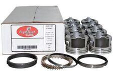 Enginetech Piston & Ring Kit Acura Integra B18C5 Type R Dome 94-01