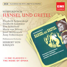 Engelbert Humperdinck : Humperdinck: Hänsel Und Gretel CD (2010) ***NEW***