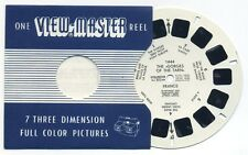 The Gorges of the Tarn France 1959 Scarce ViewMaster Single Reel 1444