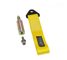 FOCUS MK2 ST & RS race tow strap KIT (yellow)