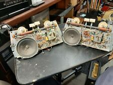 More details for 1960s old bush radios just insides perfect working order