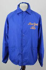 More details for cardinal new york mets blue light jacket size m