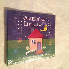 AMERICAN LULLABY FOLK COUNTRY GOSPEL & OLD-TIMEY BEDTIME SONGS ELLI 294 2 2003