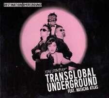 Transglobal Underground n - Ziel Overground The Sto Neue CD