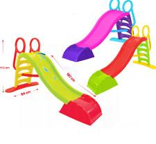 XXL 180 cm Kinderrutsche Rutsche Kinder Gartenrutsche Wasserrutsche bis 50kg