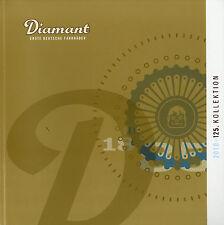 Prospekt Diamant 2010 Fahrradprospekt Fahrrad Broschüre Katalog catalog bikes