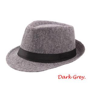 England Retro Men's Fedoras Top Jazz  Bowler Hats Cap Classic Version Hats
