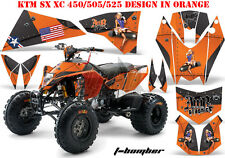 AMR Racing DECORO GRAPHIC KIT ATV KTM 450 505 525 SX XC T-Bomber B