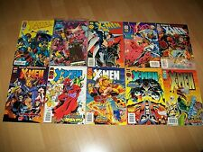 Marvel Deutschland X-Men Vol. 1 Nr. 0,1,2,3,4,5,6,7,8,9 (Serie von 1997-2000)