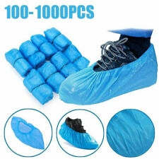 100/1000 x Waterproof Anti Slip Boot Cover Disposable Shoe Covers Overshoes lot
