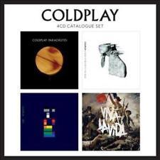 4 CD Catalogue Set von Coldplay (2012)