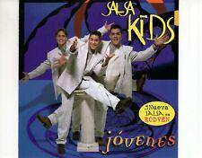 CD SALSA KIDSjovenes1996 EX (R3339)