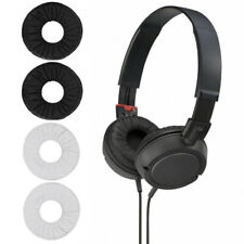 2x Durable Replacement Sponge Ear Pads Cover For Headset Headphone Sponge Cover
