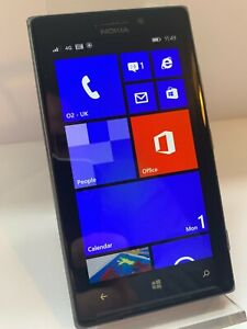 Nokia Lumia 925 - 16GB - Grey Black (Unlocked) Smartphone Mobile