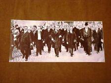 Fascismo in Italia Roma nel 1924 Funerale di Armando Casalini Benito Mussolini
