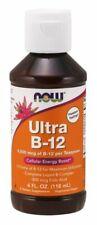 Ultra B-12 Now Foods 4 oz Liquid