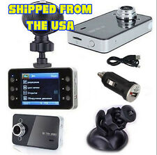 "K6 1080P 2.4"" Vehicle Car DVR Camera Video Recorder Dash Cam  USA 1 dashcam pro"
