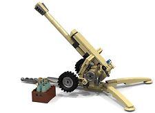 122 mm howitzer 2A18 D30 (D-30) lego moc soviet