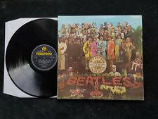 BEATLES Sgt. Peppers Lonely Hearts Club Band LP UK 1st STEREO PCS 7027 -1-1 EX+