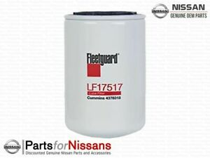 Genuine Nissan Oil Filter 15208-EZ40A