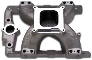 Engine Intake Manifold Edelbrock 29575 Pontiac 326-350-389-400-421-428-455