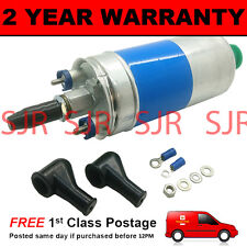HIGH POWER 255 LPH IN-LINE OUTSIDE TANK FUEL PUMP FOR MERCEDES 190 1982-1983