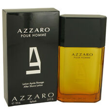 Azzaro Pour Homme Aftershave 100ml 3.4oz 100% Original NIB Sealed