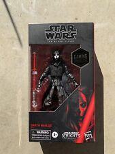 "Star Wars Black Series 6"" Darth Nihilus KOTOR Gaming Greats Exclusive New"