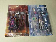 Phoenix Resurrection Dark Angel Set Of 2 Dark & Leen 2000 MIP Anime