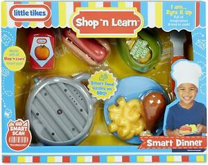 Little Tikes Shop N Learn Dinner Creative Imagination Kids Toy Playset