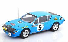 1:18 Ixo Renault Alpine A310 #5, Rally Monte Carlo Therier/Vial 1975