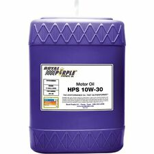 Royal Purple 35130 HPS 10W-30 High Performance Street Synthetic Motor Oil with S