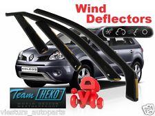 RENAULT KOLEOS  5D  2008 - Wind deflectors 4.pc HEKO 27171