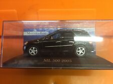 COLLECTION MERCEDES 1/43 ML500 2005 (N°1)