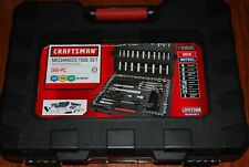 CRAFTSMAN 165-PC Inch/Metric Mechanics Tool Set