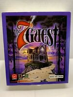 The 7th Guest Game MAC CD ROM CIB Rare Computer Game Virgin Games