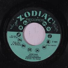 CHUCK BERNARD: Love Bug / I'm Lonely 45 (70s Soul) Soul