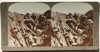 Grande Guerre PRIMA GUERRA MONDIALE Francia Belgio UK Germania Stereo Foto