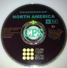 Ver 8.1 2010 2011 Toyota Sequoia Tundra 4Runner Camry Prius Navigagtion DVD Map