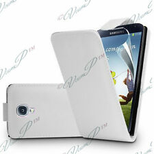 CASE COVER COVERS LEATHERETTE GENUINE FOR SAMSUNG GALAXY S4 IV i9500 ADVANCE