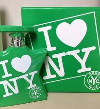BOND NO 9 I LOVE NEW YORK EARTH DAY UNISEX EAU DE PARFUM SP. 3.3 OZ / 100 ML NIB