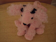 Build A Bear Workshop Pink Poodle Backpack~New Without Tag~Rare
