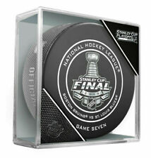 BOSTON BRUINS vs ST. LOUIS BLUES 2019 Stanley Cup Finals GAME 7 OFFICIAL PUCK