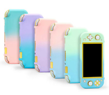 Nintendo Switch Lite Silicone Case -  Soft Protective Colourful Cover
