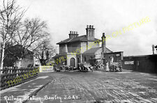 Bawtry Railway Station Photo. Scrooby- Rossington. Retford to Doncaster Line (3)