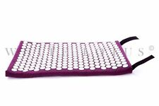 Winner Best Acupressure Mat 2017 White Lotus Euromat Bed of Nails Made in EU