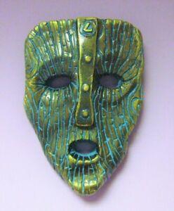 Loki Mask wall hanging, The Mask, Jim Carrey, Wall mask home decor