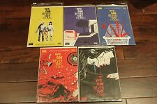 WE CAN NEVER GO HOME #1-5 Complete Lot Set Run Series VF 1 2 3 4 5 (#2 signed)
